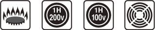 対応熱源:オール熱源対応 (ガス、IH、シーズヒーター、ラジェントヒーター等)