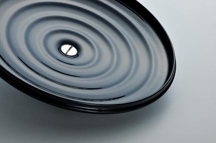 香味循环, 锅盖设计原理。