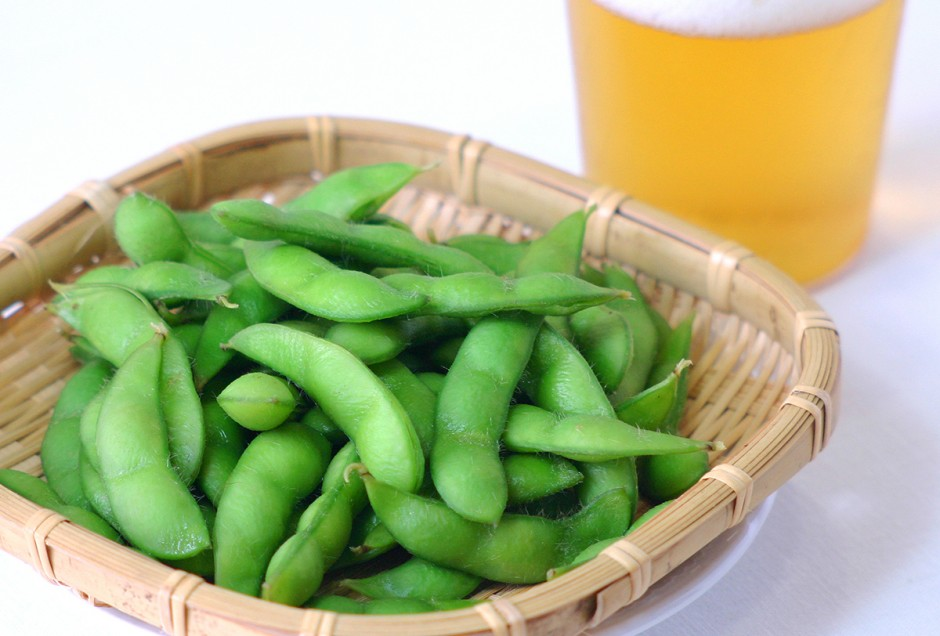美味しい枝豆