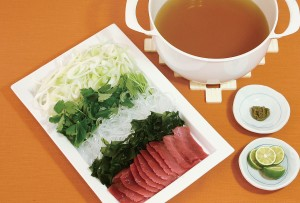 ねぎま鍋(現代風)