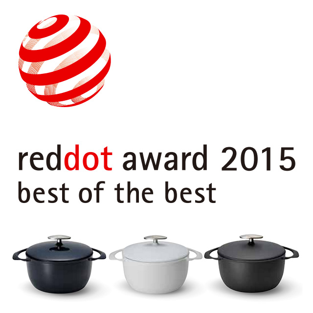 UNILLOY won over the 38-member jury of the Red Dot Award: Product Design 2015